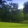 A view of a green at Glenview Golf Course