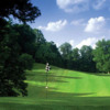 View of a green at Avon Fields Golf Course