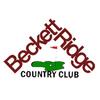 Beckett Ridge Country Club - Private Logo